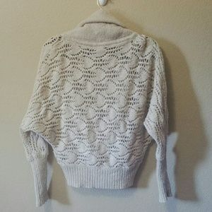 Free People Sweaters - Free People Wool Button Down Sweater